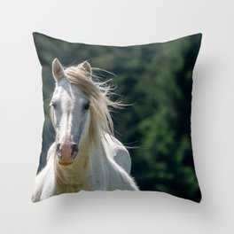 Wild. Throw Pillow