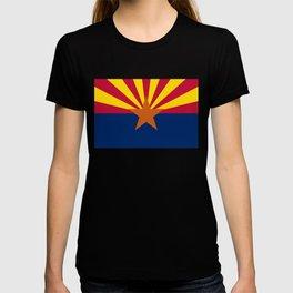 Arizona flag, High Quality Authentic T-shirt
