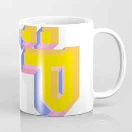 Retro cheeky Coffee Mug