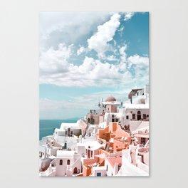 Santorini, Oia Canvas Print