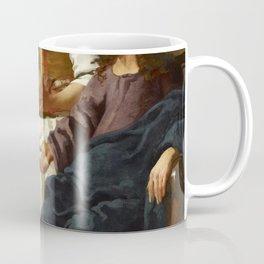 Johannes Vermeer - Christ in the House of Martha and Mary Coffee Mug