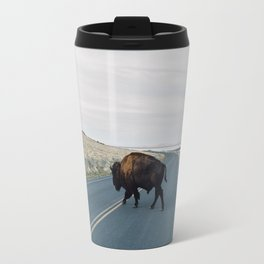 Buffalo Crossing Travel Mug