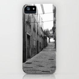 Mediterranean Places iPhone Case