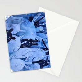 -BunBuns- Stationery Cards