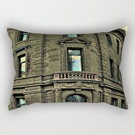 Old Beauty Rectangular Pillow