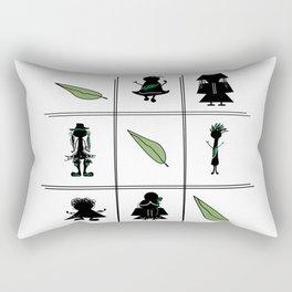 Universal Peace Rectangular Pillow