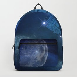 Zodiac sings Gemini Backpack