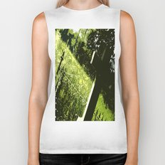 Deep Thoughts Biker Tank