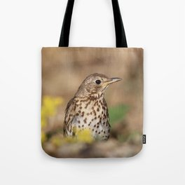 bird mannequin Tote Bag