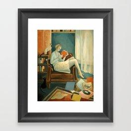 Eleanor's Room Framed Art Print