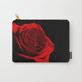 Low Key Rose Carry-All Pouch