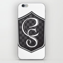 Crest of Certified Stereotypes iPhone Skin