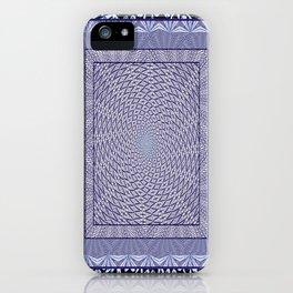 Locomotion iPhone Case