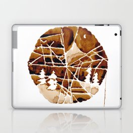 the mountain and the spider Laptop & iPad Skin