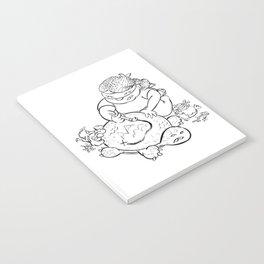 Ninja Master of Planning Notebook