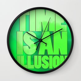 Grab-bag Of Quotes - wip Wall Clock