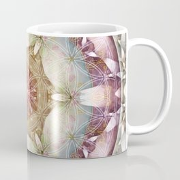 Flower of Life Mandalas 13 Coffee Mug