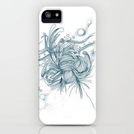 Déracinée iPhone Case