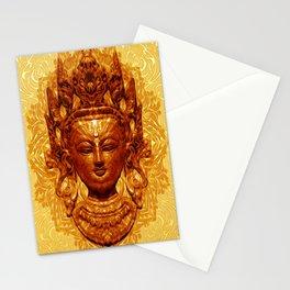 Goddess Stationery Cards