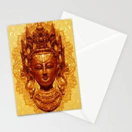 Goddess Stationery Cards