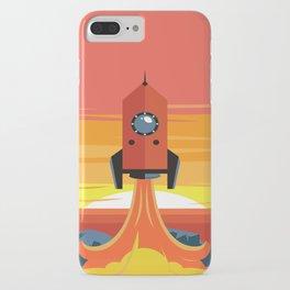 Deco Rocket iPhone Case