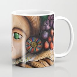 Market Girl Coffee Mug