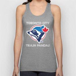 Trash Pandas Unisex Tank Top