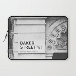 Baker Street, London Photography Laptop Sleeve
