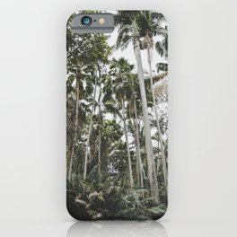 In the Tropical Jungle - Hawaii iPhone Case