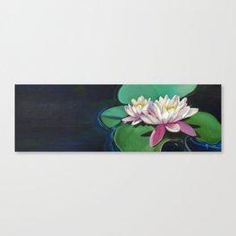 Lilies I Canvas Print