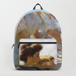 Charles Courtney Curran - On The Heights - Digital Remastered Edition Backpack