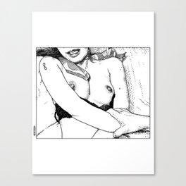 asc 339 - XI. La Force (XI. The Strength) Canvas Print