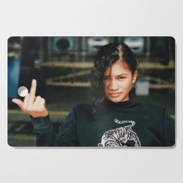 Drake Loves Zendaya Cutting Board