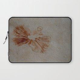 Mushroom Drawing Laptop Sleeve