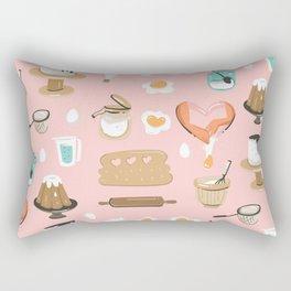 Homemade Rectangular Pillow