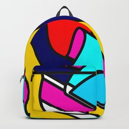 Abstract Art #5 Backpack