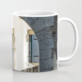 The Arch and the House Coffee Mug