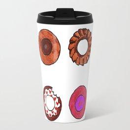 Boobs and donuts Travel Mug