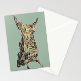 CARCASS OF BEEF: Rembrandt Refabricated Stationery Cards