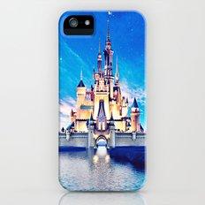 Disney Magic Castle iPhone (5, 5s) Slim Case