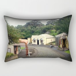 Maritime Village Rectangular Pillow