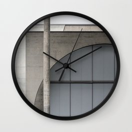 Berlin 1 Wall Clock
