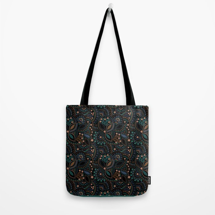 Scattering of beads . 2 Tote Bag