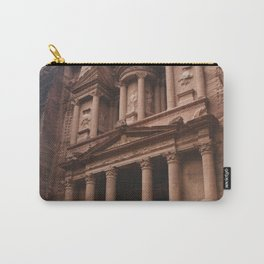 Petra treasury Carry-All Pouch