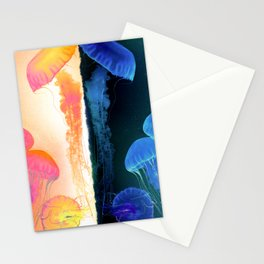 Méduse Stationery Cards