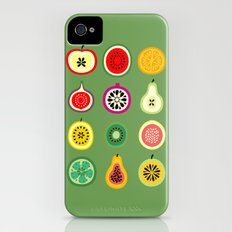 Banca de Frutas Slim Case iPhone (4, 4s)