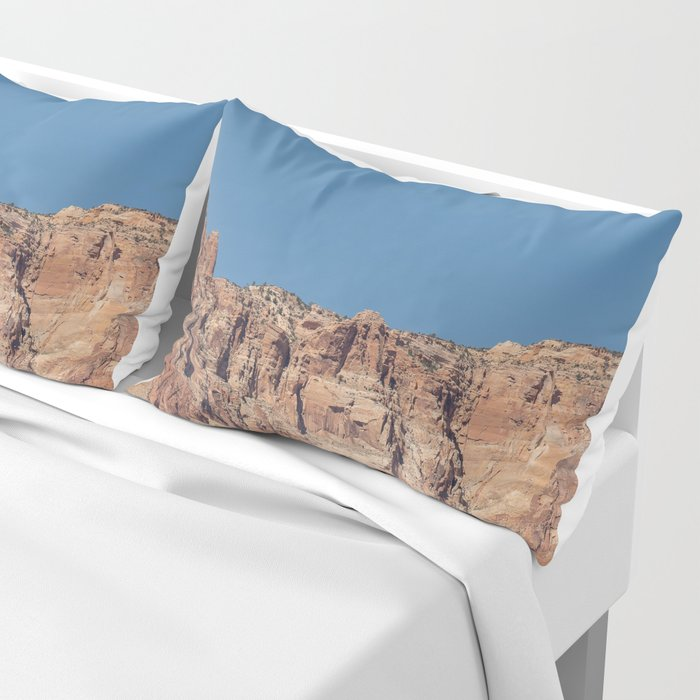 Colorful Mesas 2 - Desert Southwest Pillow Sham