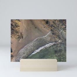 Summer Waves Mini Art Print
