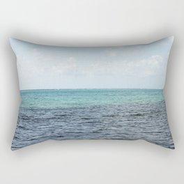 Beautiful Ocean Rectangular Pillow