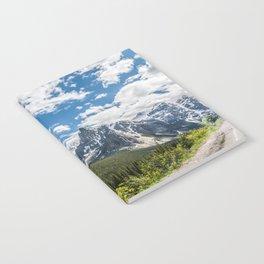Beautiful British Columbia Notebook